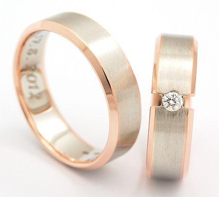 Snubni Prsteny Z Pribrami Zlatnicky Atelier A Zlatnictvi Brilance